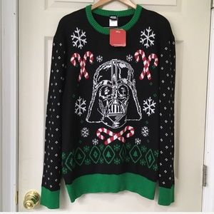 Star Wars Darth Vader Christmas sweater, Disney